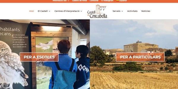 www.castelldeconcabella.cat