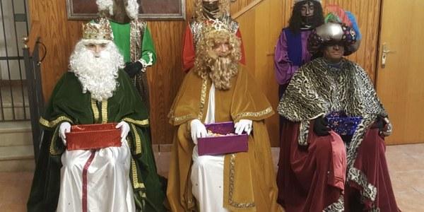 El Reis Mags omplen d'il·lusió els Plans de Sió