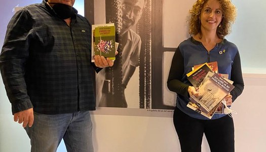 Els llibres guanyadors del premi 7lletres, a l'Espai Pedrolo de Concabella