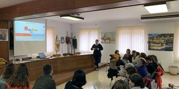 """Els Plans de Sió pren part en la jornada de formació """"A la #Segarra tinguem la festa en pau !"""""""