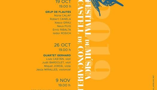 XV Festival de Música Castell de Concabella